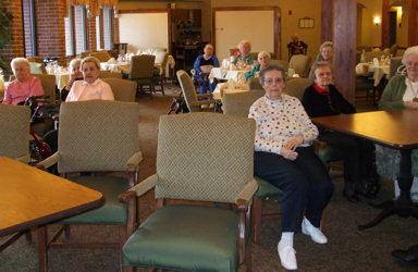 Terrace Estates assisted living