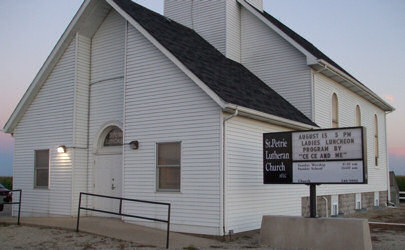 Petrie Lutheran Church